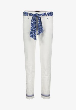 BETTY BARCLAY  - Straight leg jeans - weiß