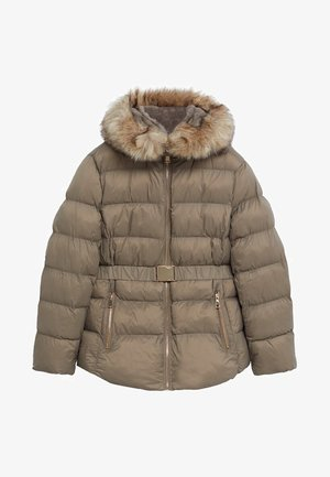 OTTAWA7 - Winter jacket - marrone medio
