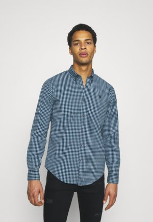 SPRING ICON - Shirt - green gingham