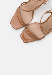 ALDO - FRELIAN - High heeled sandals - bone - 5