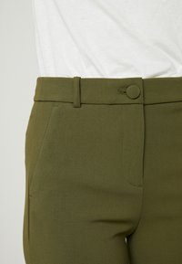 J.CREW PETITE - CAMERON SEASONLESS - Trousers - frosty olive - 5