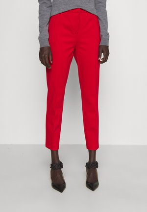 BELLO PANTALONE  - Trousers - red