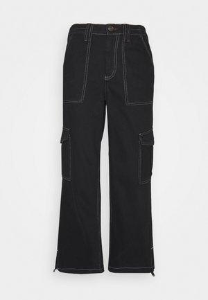 TOGGLE SKATE  - Jeans relaxed fit - black