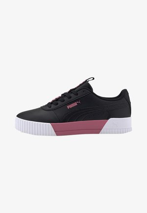 PUMA CARINA BOLD TRAINERS FEMALE - Trainings-/Fitnessschuh - black-puma black