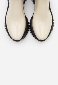 LEMON JELLY - CHERYL - Kotníkové boty na platformě - cotton - 5