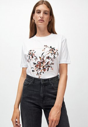 MIAA - Print T-shirt - white