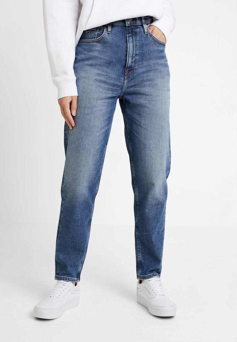 Tommy Jeans - HIGH RISE - Jeans baggy - ace mid