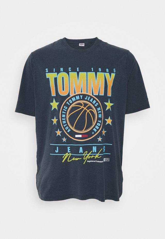 TEE  - T-shirts med print - twilight navy