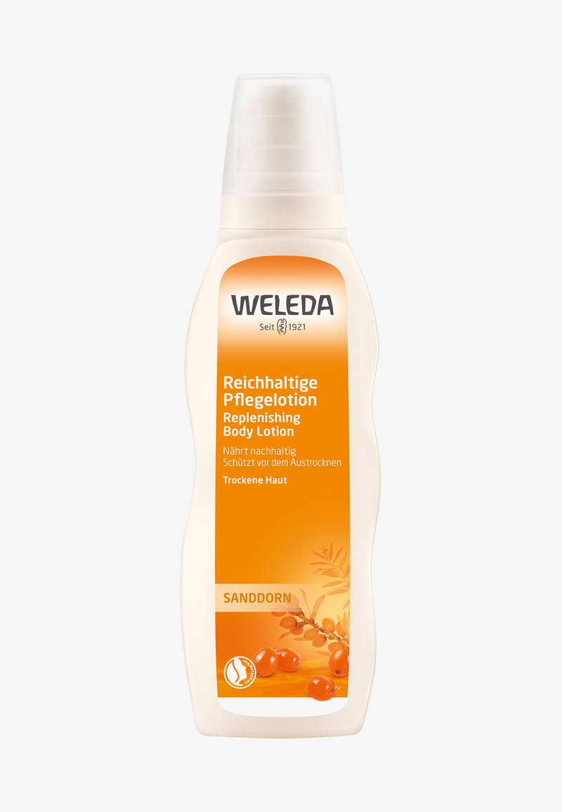 Weleda - SEA BUCKTHORN REPLENISHING BODY LOTION - Moisturiser - -