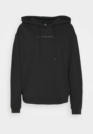 GRAPHIC CORE  - Hoodie - dark black