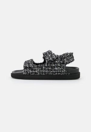HOOK LOOP  - Sandały - black
