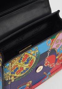Versace Jeans Couture - PRINTED SHOULDER BAG BAROQUE - Across body bag - multicolor - 2