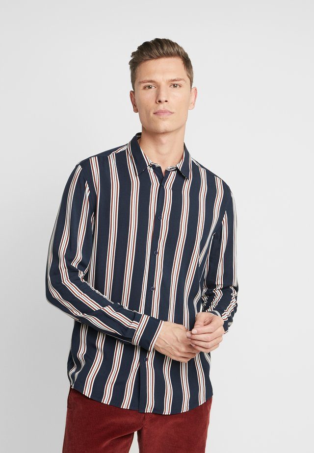 JUAN - Shirt - dark blue
