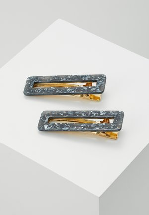 DILLONE 2 PACK - Accessori capelli - dark grey
