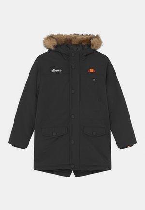 ALANTIO  - Cappotto invernale - black
