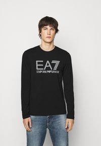 EA7 Emporio Armani - Maglietta a manica lunga - black - 0