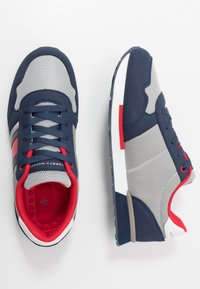 Tommy Hilfiger - Sneakers laag - blue/grey - 0