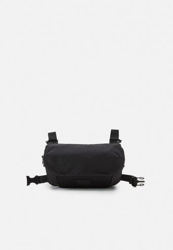 ATOM UNISEX - Bum bag - black