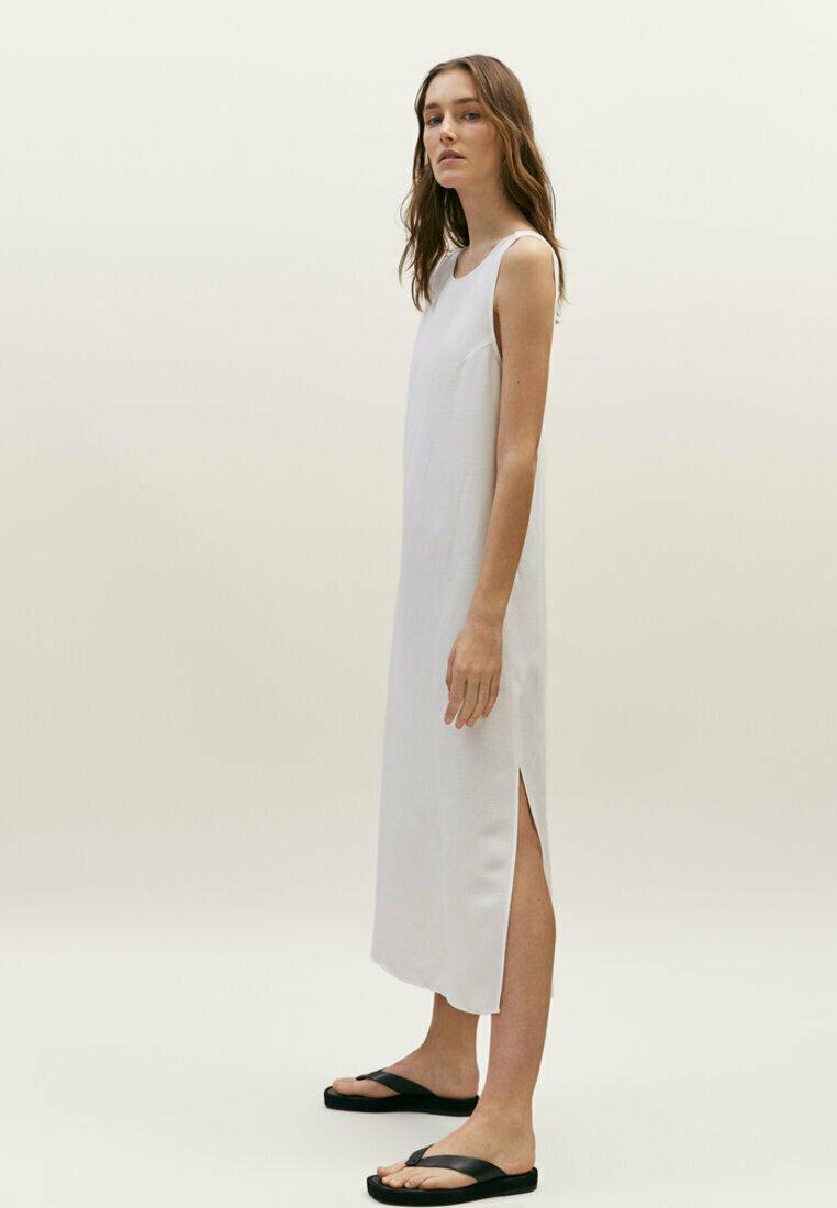 Massimo Dutti - Day dress - white