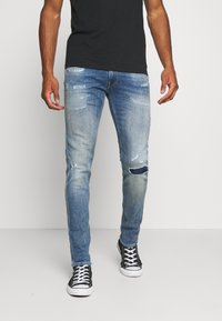 Replay - ANBASS AGED - Slim fit jeans - light blue - 0