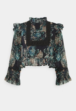 DALIA - Blouse - blue