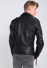 Tigha - ETHAN - Leather jacket - black - 2