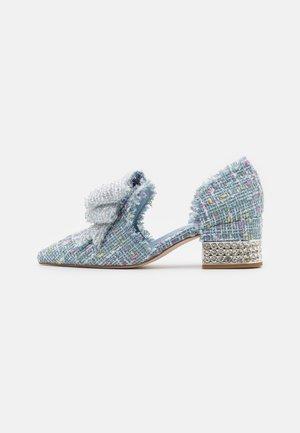 VALENTI - Classic heels - baby blue