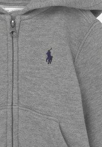 Polo Ralph Lauren - HOOD - Zip-up sweatshirt - dark heather - 2