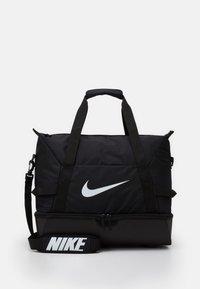 Nike Performance - TEAM - Sports bag - black/white - 0