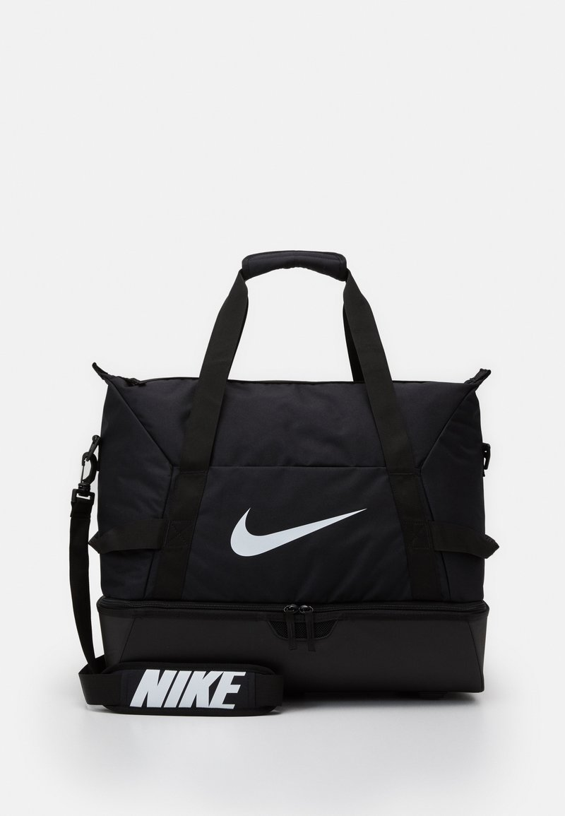 Nike Performance - TEAM - Sports bag - black/white
