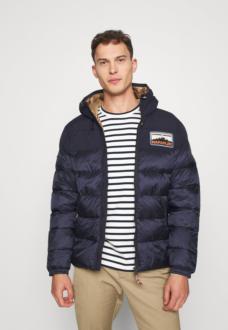 Napapijri - ATER - Winter jacket - blu marine