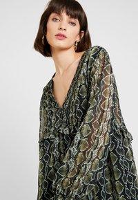 Denham - VALENCIA DRESS - Day dress - olive - 4