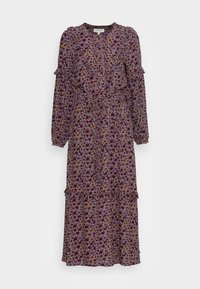 Thought - TABITHA FRILL MAXI DRESS - Maxi dress - amethyst grey - 3