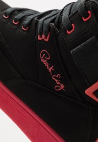 Ewing - 33 HI BASKETBALL - Skate shoes - black /chinese red - 6