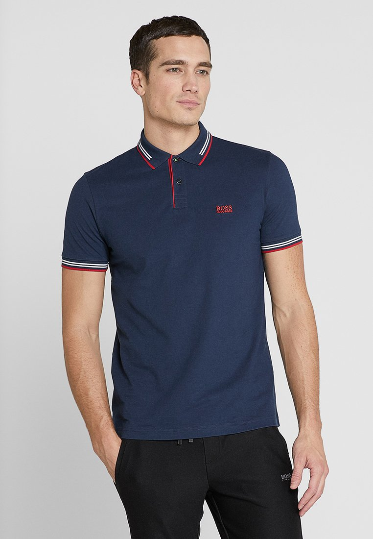 BOSS - PAUL - Polo shirt - navy