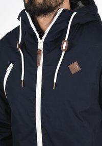Solid - TILDEN - Light jacket - insignia blue - 8