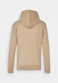 TOM TAILOR DENIM - Hoodie - smoked beige - 1