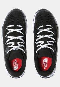 The North Face - W VECTIV TARAVAL - Chaussures de marche - tnf black/tnf white - 3