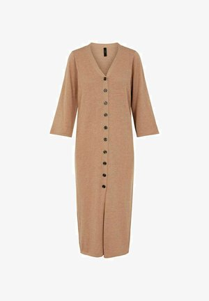 YASRIA - Jumper dress - tan