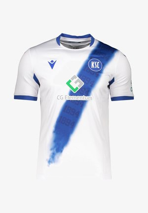 NATIONAL KARLSRUHER SC AUTHENTIC   - Sports shirt - weissblau