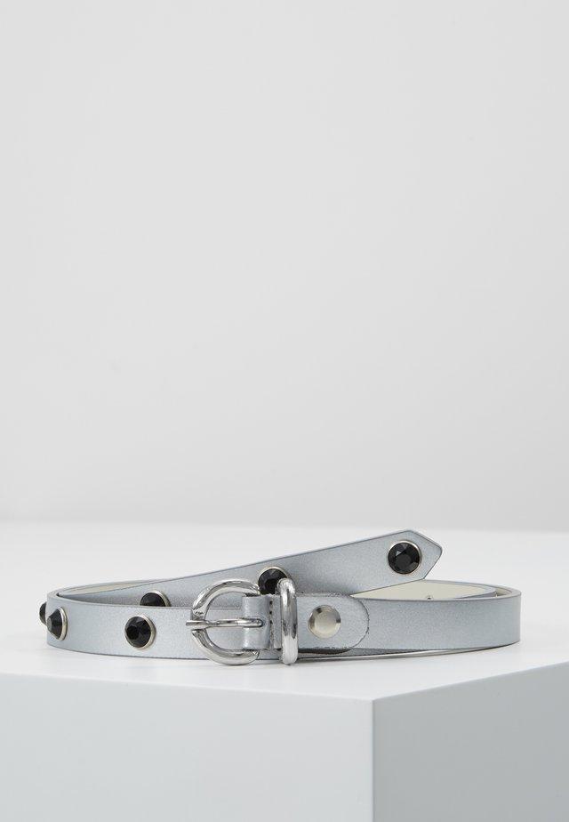 Cinturón - silver