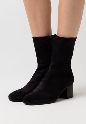 DANY - Classic ankle boots - navy