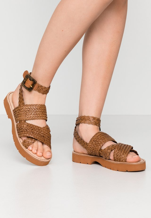 PHIONA  - Sandals - brown
