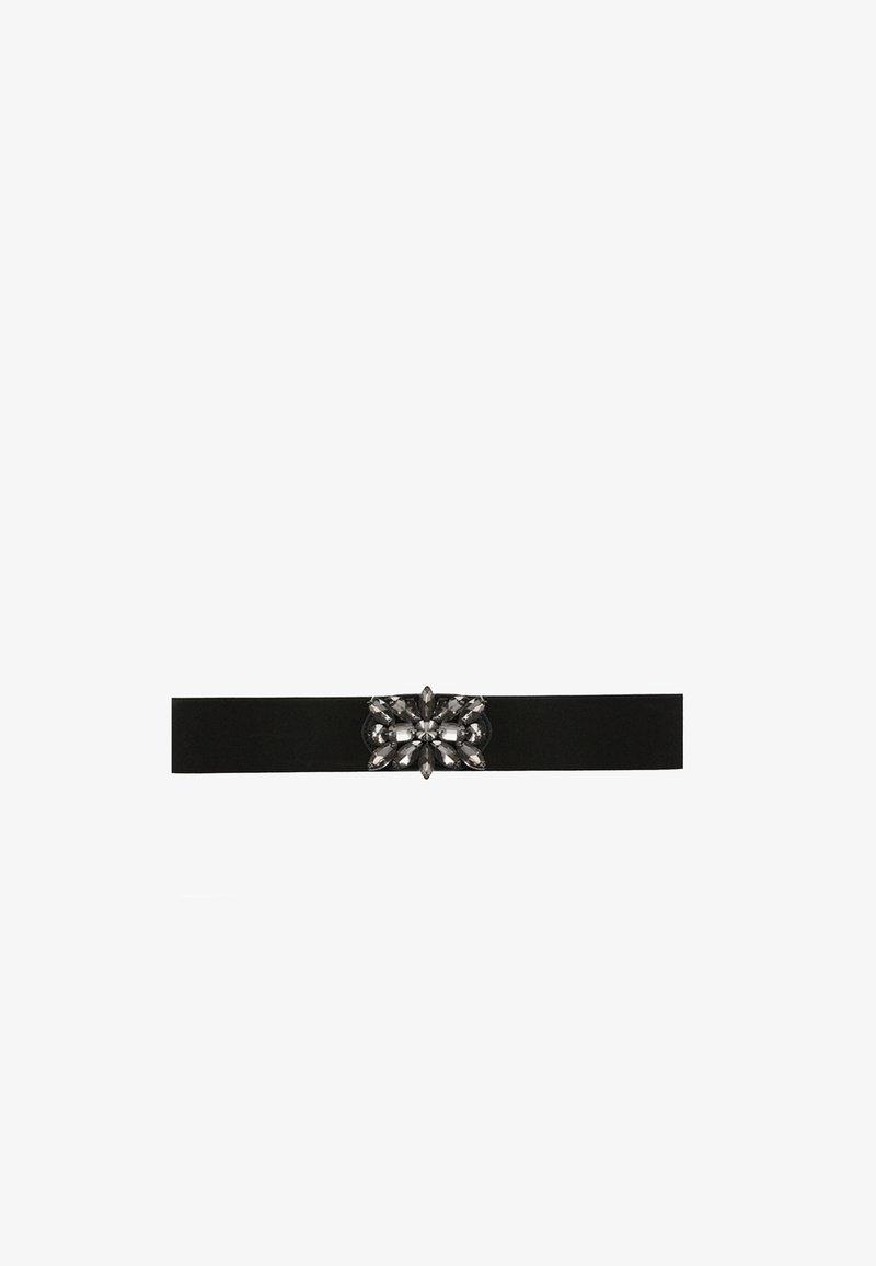 LIU JO - Cinturón - black