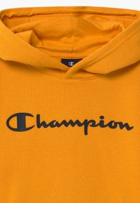 Champion - LEGACY AMERICAN CLASSICS HOODED - Hoodie - yellow