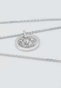 Swarovski - FURTHER NECKLACE CIRCLE  - Naszyjnik - silver-coloured - 5