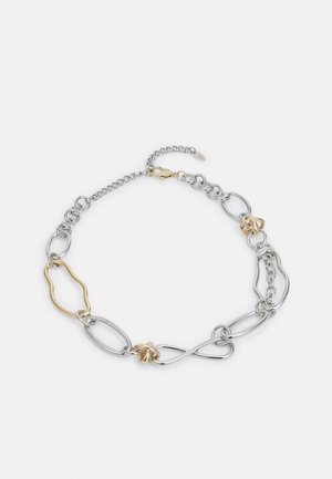 Ketting - silver-coloured-coloured