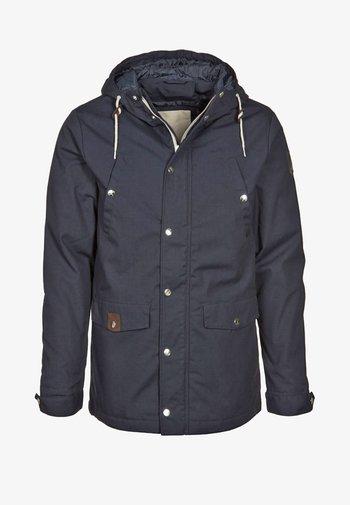 PARKA JACKET - Winter coat - navy