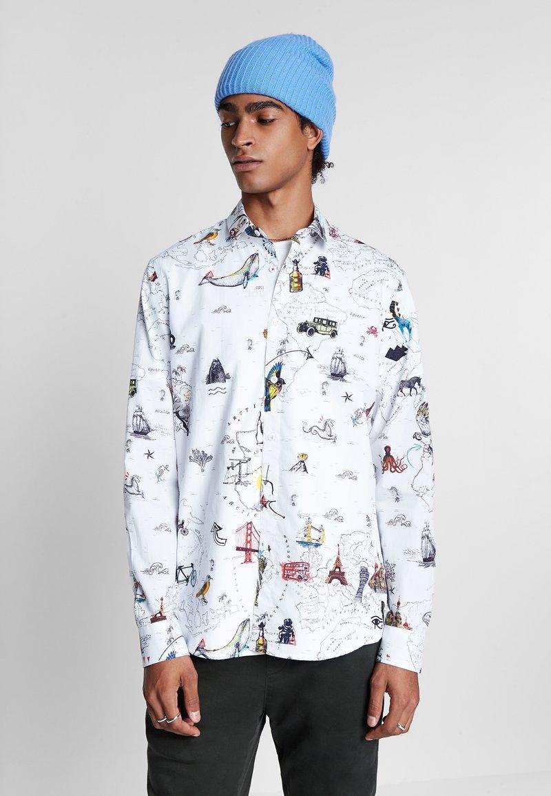 Desigual - Shirt - white