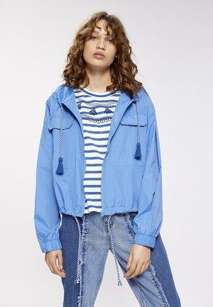Outdoorjas - blau